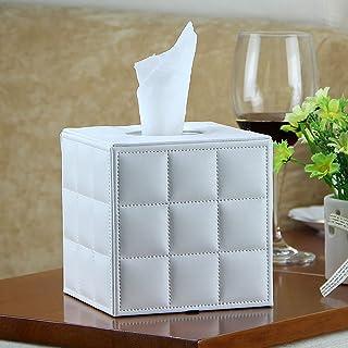Uchwyt na tkankę, pudełko na tkankę, wielofunkcyjna skrzynka papierowa na twarz uchwyt pokrywy do łazienki, salonu i różny...