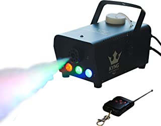 led moving head fog machine