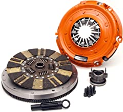 Centerforce KDF379176 Dual Friction Clutch Pressure Plate and Disc Set Replacement for 2012-2014 Jeep 3.6L 220-Inch 6 Cylinder Engines