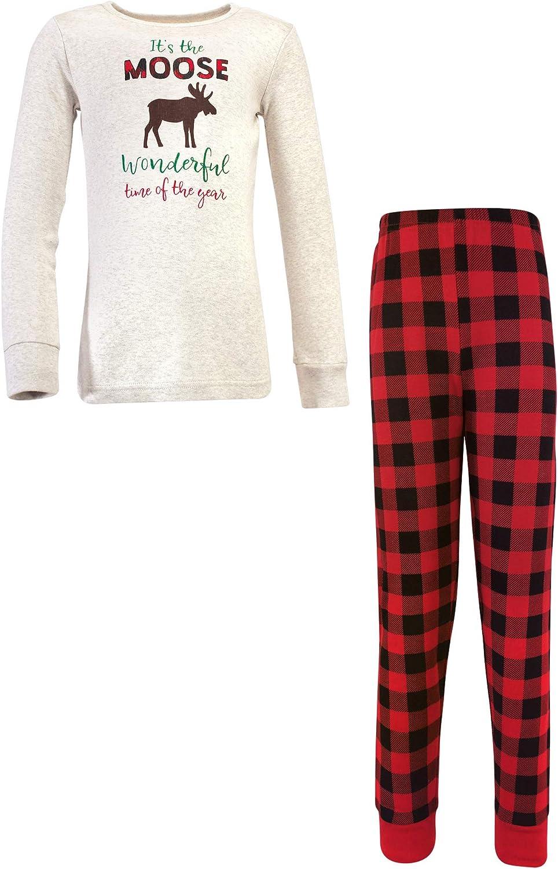 Hudson Baby Matching Holiday Family Pajamas