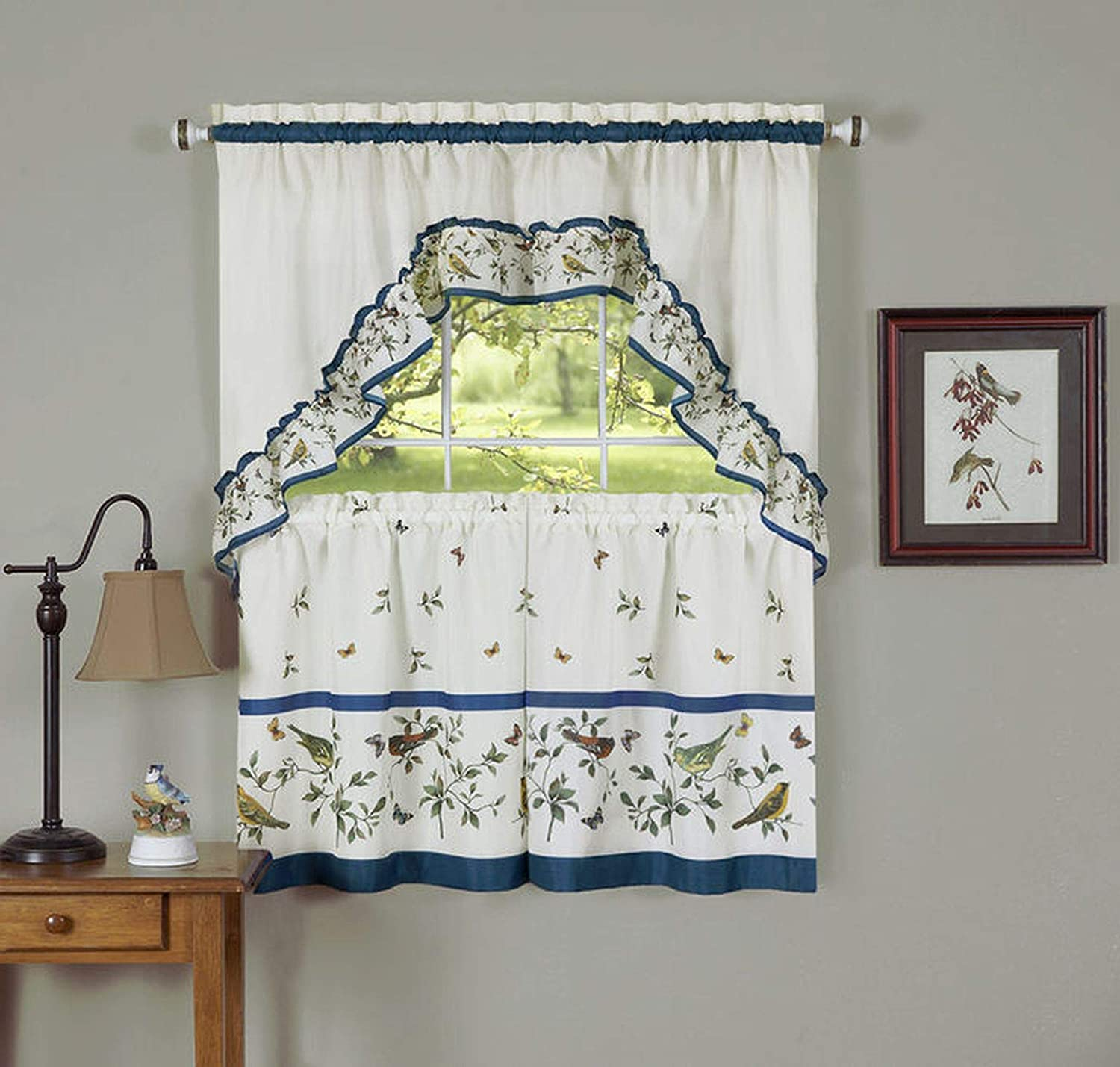 BenJonah PrimeHome Collection Love Birds Printed Max Over item handling 63% OFF and Swa - Tier