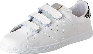 Victoria Tenis Velcros Piel/Leopardo, Baskets Homme