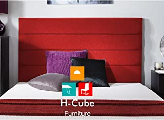 H-Cube Meble Rzym poziome panele tapicerowane tapicerowane d