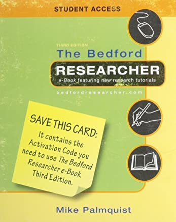 The Bedford Researcher: E-book Featuring New Research Tutorials