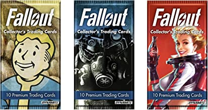 Fallout Trading Cards Series (1 Foil Pack)