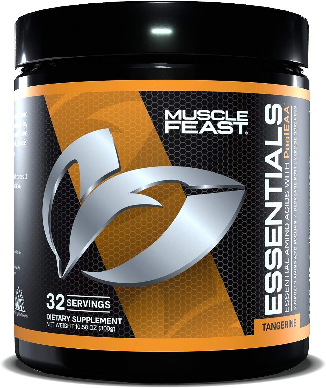 MUSCLE FEAST Max 74% OFF Max 59% OFF Vegan Essential Amino S Friendly Acid Powder Keto