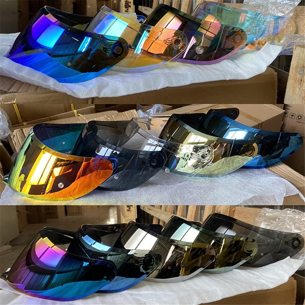 NEW Full Face Helmet Visor For K5 K3SV K1 Motorcycle Helmet Visors Casco Moto K1 Visor Capacete K3SV visera K5 Lens Windshield blue