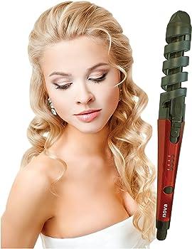 Magic Curl Professional Automatic Steam Hair Curling Iron