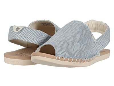 Reef Escape Sling TX (Light Blue/White) Women