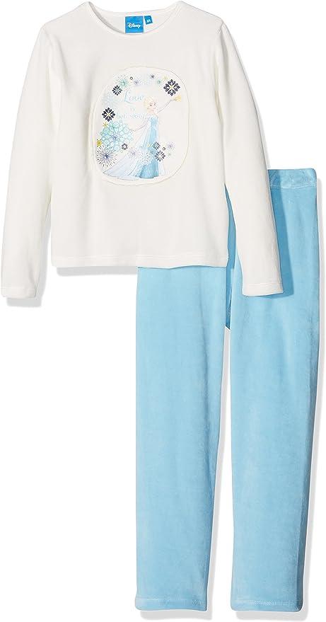 Ensemble de Pyjama Fille Bleu FR: 24 Mois Lisa Rose 1I50091 Taille Fabricant