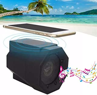 $25 » DZT1968 Boots up Touch Wireless Speaker - Portable Speakers Wireless Clear Audio Best for Outdoor Party, Stereo Sound Desk...