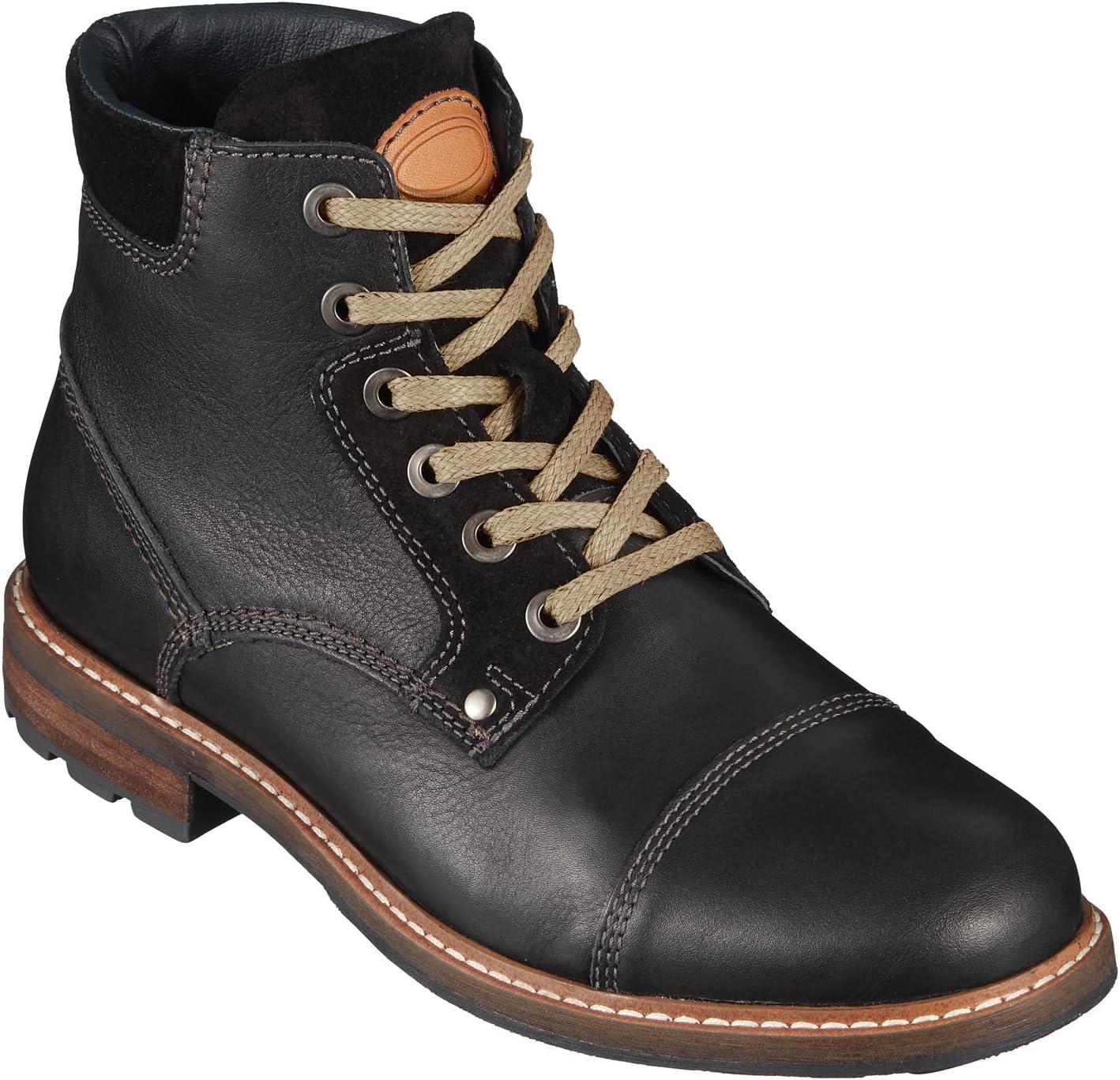Di Ficchiano Schuhb/änder I rei/ßfester Schn/ürsenkel flach /ø 5 mm aus feiner Baumwolle//gewachst I Shoelaces f/ür Sportschuhe Lederschuhe Sneaker UVM L/ängen 70-140 cm