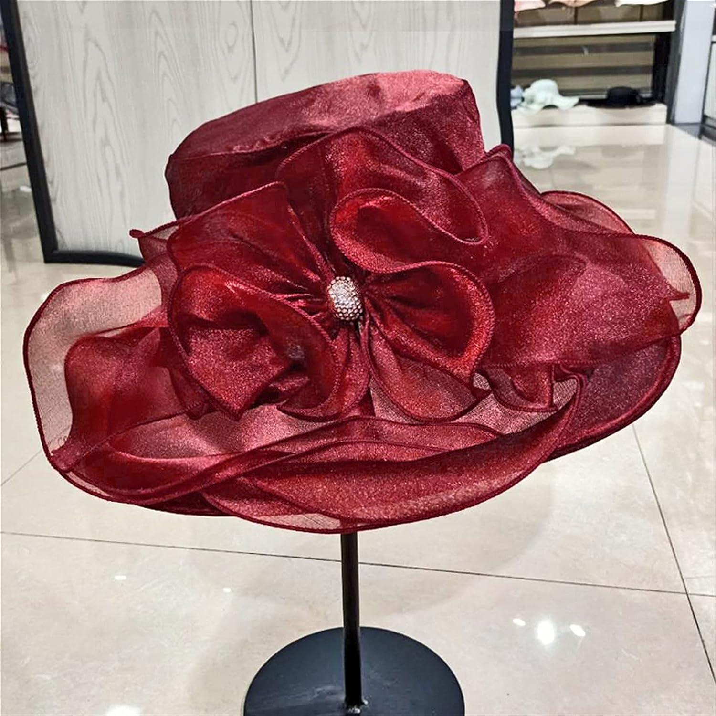 XQLSRJ Purple Ladies Fascinator SALENEW very popular! Wedding Kentucky Derby Hats 5 ☆ very popular