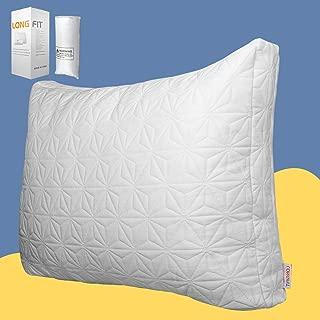 Best novaform lasting cool gel memory foam pillow queen size Reviews