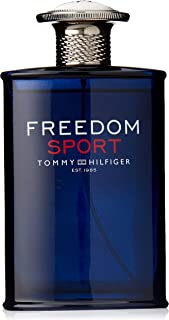 Tommy Hilfiger Freedom Sport Eau de Toilette Spray for Men, 3.4 Ounce