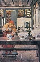 Posterazzi A Child's Book of Stories 1911 Goldilocks Poster Print by Jessie Willcox Smith (18 x 24)