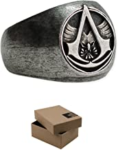 Assassin's Creed Master Assassin Ring Official Ubisoft Collection by Ubi Workshop