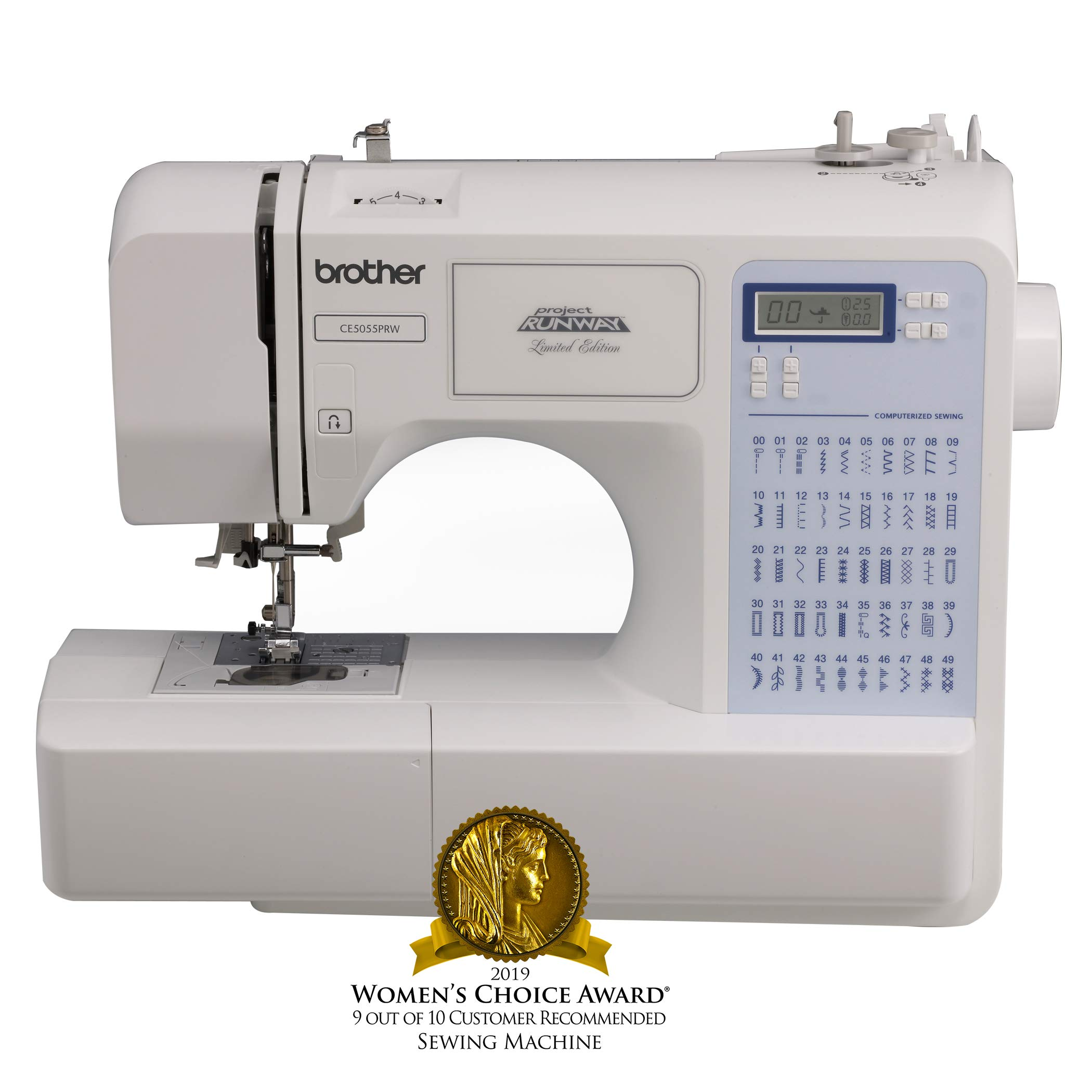 Brother Project CS5055PRW Electric Machine
