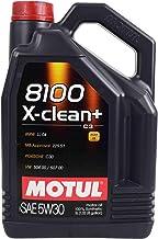 Best Motul 106377 8100 X-Clean+ 5W-30 Motor Oil 5-Liter Bottles Review