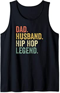 Mens 90s Hip Hop Clothing For Men Christmas Gift For Husband Dad Tank Top