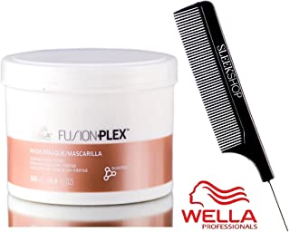 wella fusion shampoo ingredients