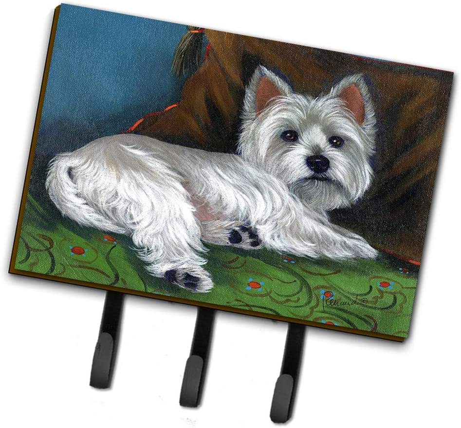 Caroline's Treasures PPP3287TH68 Westie Wake Hol Manufacturer OFFicial shop Ranking TOP1 Key Up Leash or