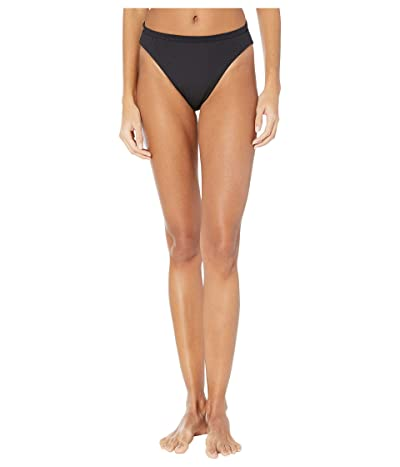 BECCA by Rebecca Virtue Fine Line Danielle French Cut Bottoms (Black) Women