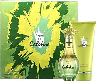 Gres Sandstone Cabotine Flower Fragrances Sets For Women, Perfume, 100 ml + Body Lotion, 200 ml