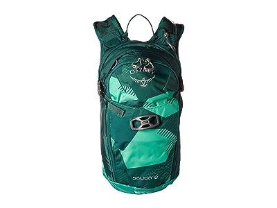 Osprey Salida 12 (Teal Glass) Backpack Bags