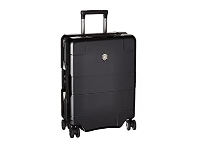 Victorinox Lexicon Hardside Global Carry-On (Black) Luggage