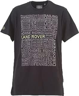 Land Rover Official Merchandise Men's Print T-Shirt