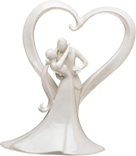Weddingstar Stylish Embrace Cake Topper