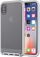 tech21 Evo Elite Phone Case for Apple iPhone X and XS - Silver