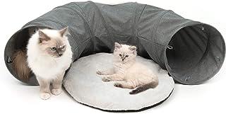 Catit Vesper Cat Tunnel, Cat Toy, Grey, 41996