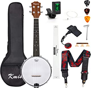ukYukiko 4PCS//SET Classical Banjo Strings Nickel Alloy Music Instrument Replacement