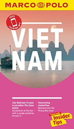 Vietnam Marco Polo Pocket Travel Guide
