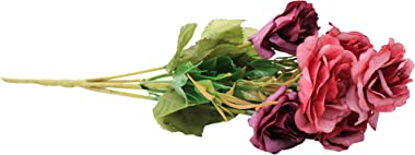 Itsy Bitsy- Artificial Flowers Charming Rose Grape Twist 1pc