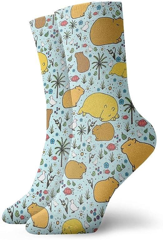 Capybara Colorful Socks