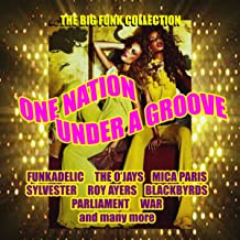 funkadelic one nation under a groove mp3