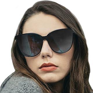 Women's Glasses Inventive Women Square Frame Sunglasses Girls Double Ring Decorative Glasses Anti-uv Sunglasses Gift