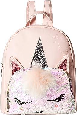 Unicorn Critter Mini Backpack