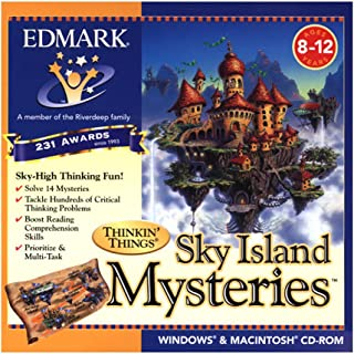 Thinkin' Things Sky Island Mysteries Age Rating:8 - 12