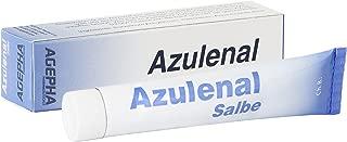 Azulenal Ointment with Guaiazulene for eczema | Fungal diaper rash cream | anti itch cream for skin rashes | sore breasts nursing cream | Cuts burns wound repairs | AGEPHA