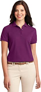 Ladies Silk Touch Polo. L500