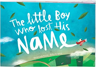 The Little Boy Who Lost His Name - Personalized Kids` Book | Wonderbly | US Best-Selling Picture Book Of 2018 |