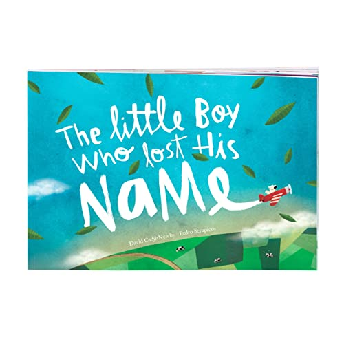 The Little Boy Who Lost His Name - Personalized Kids' Book   Wonderbly   US Best-Selling Picture Book Of 2018  