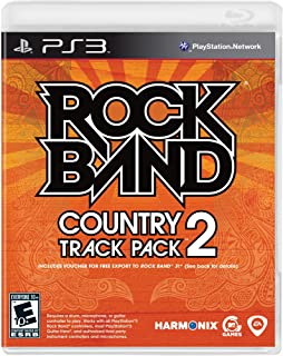 Electronic Arts-Rock Band Country Track Pack Vo.l 2