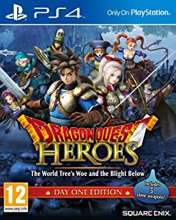Dragon Quest Heroes DAY-ONE EDITION