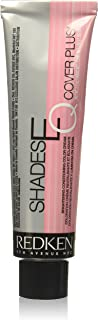 Redken Shades EQ Cover Plus Cream Hair Color for Unisex, No.5G Gold, 2.1 Ounce