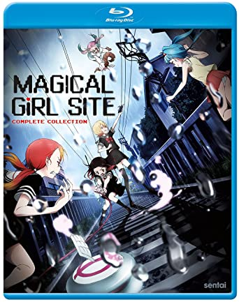 Poster. Magical Girl Site: Complete Collection